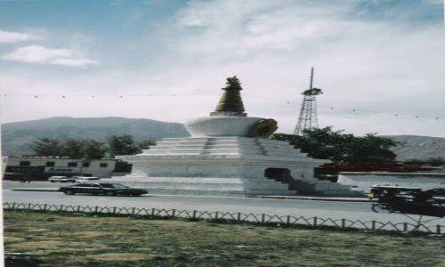 Zdjecie TYBET / brak / Lhasa / Patoga w Lhasie