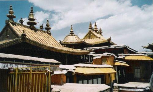 Zdjecie TYBET / brak / Lhasa / Muzeum Dalejlamy