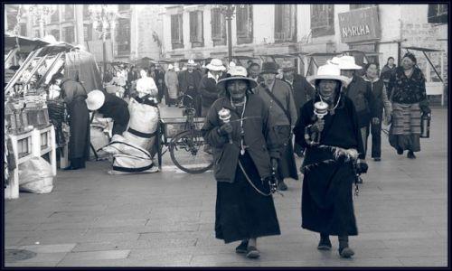 Zdjecie TYBET / brak / Lhasa / w okolo