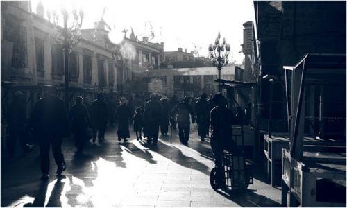Zdjecie TYBET / brak / Lhasa / Za...