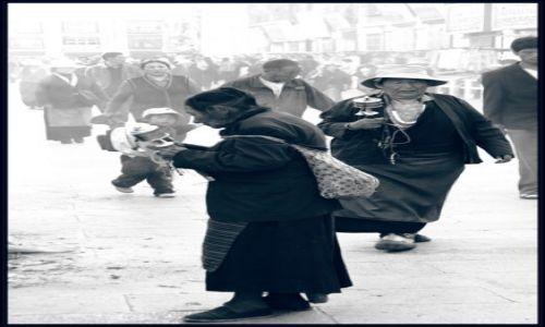 Zdjecie TYBET / brak / Lhasa / mysli