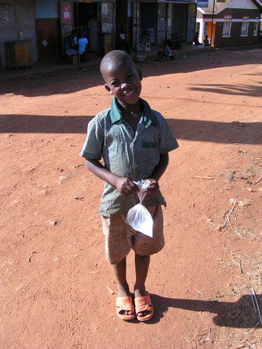 Zdjęcia: Kampala, woda, UGANDA
