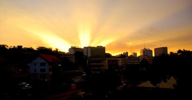 Zdjęcia: Hotel 4 pietro, Kampala, Prawdziwy wschód, UGANDA