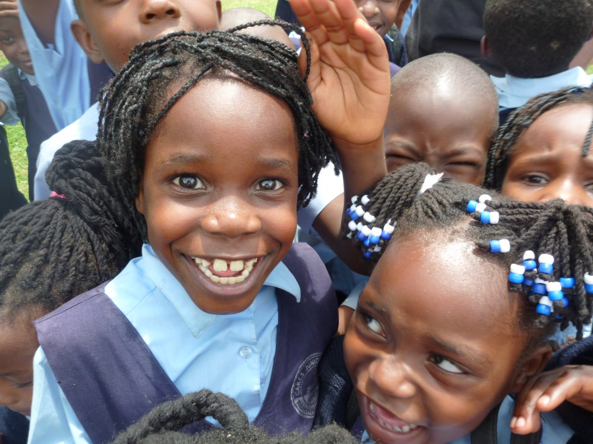 Zdjęcia: Kampala, Dzieci, UGANDA