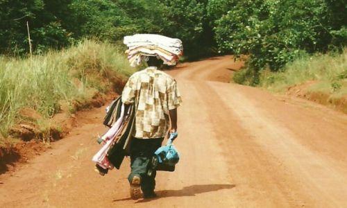 Zdjęcie UGANDA / Wyspy Sese / Kalangala / Komiwojażer