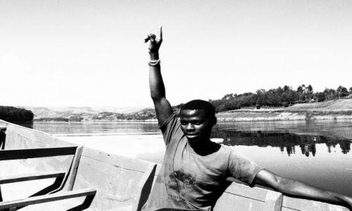 Zdjecie UGANDA / - / Kabale / Nad Jeziorem Bu
