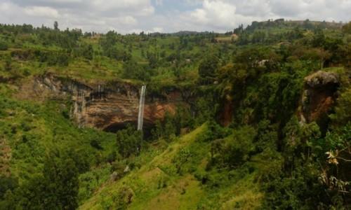 Zdjecie UGANDA / Park Narodowy Elgon / Sipi Falls / Zaczarowana Kra