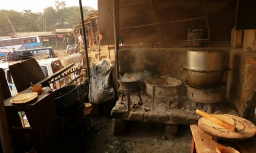 Zdjecie UGANDA / Wschodnia uganda / Mbarara / czas na sniadan