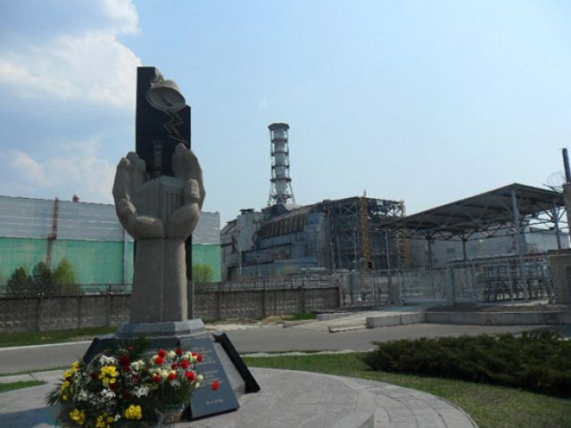 Zdjęcia: Czernobyl, Reaktor nr 4 w Czernobylu, UKRAINA