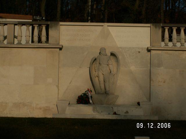 Zdjęcia: LWÓW, Ukraina, Cm. ORLĄT LWOWSKICH -Pomnik Poległych Amerykanów , UKRAINA