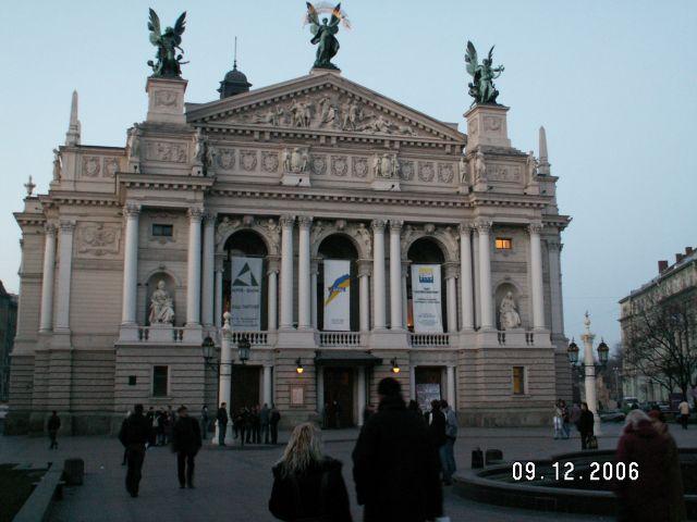 Zdjęcia: LWÓW, Ukraina, OPERA WE LWOWIE, UKRAINA