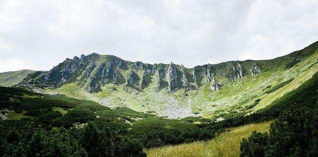 Zdjęcia: Czarnohora, Karpaty Wschodnie, Szpyci, UKRAINA