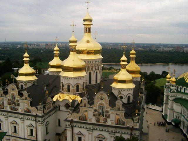 Zdjęcia: Kijów, Pieczerska Ławra 2, UKRAINA