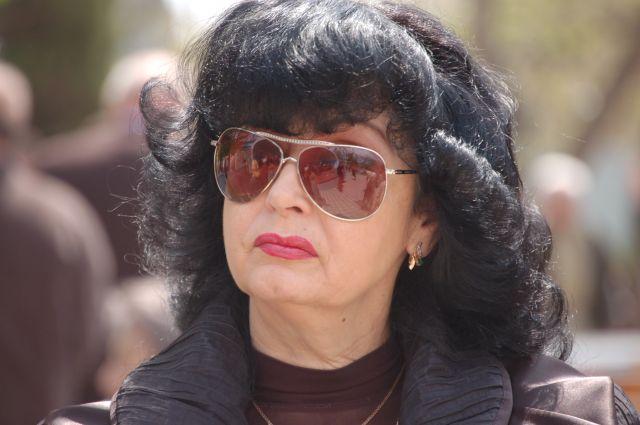 Zdjęcia: Sewastopol, Krym, Lokalna lady w okularach, UKRAINA