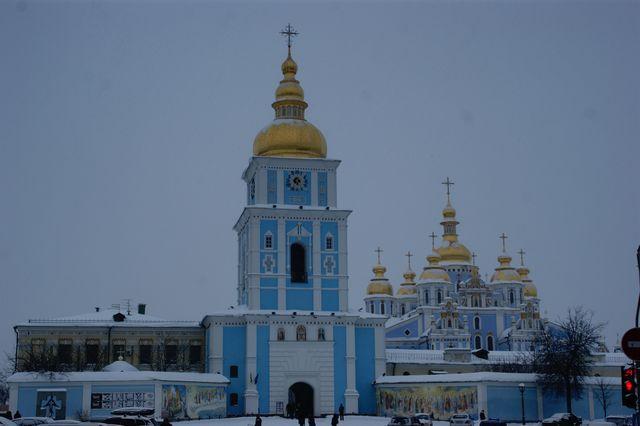 Zdjęcia: Kijów, Cerkwie, UKRAINA