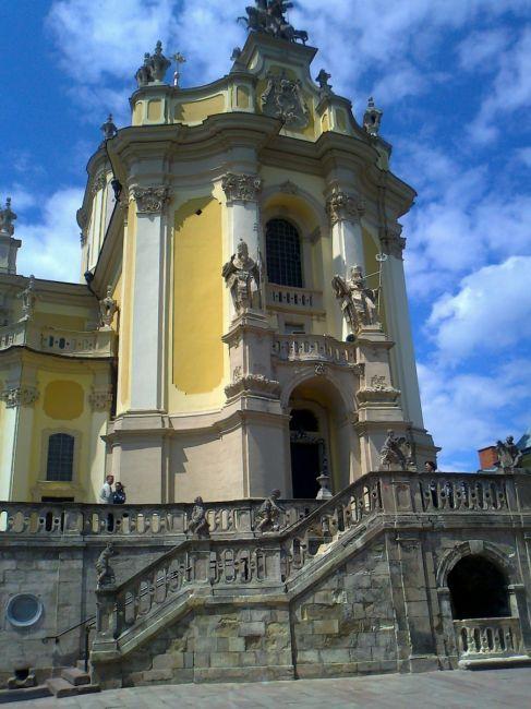Zdjęcia: st.miasto, Lwów, Lwów-czerwiec 2012, UKRAINA