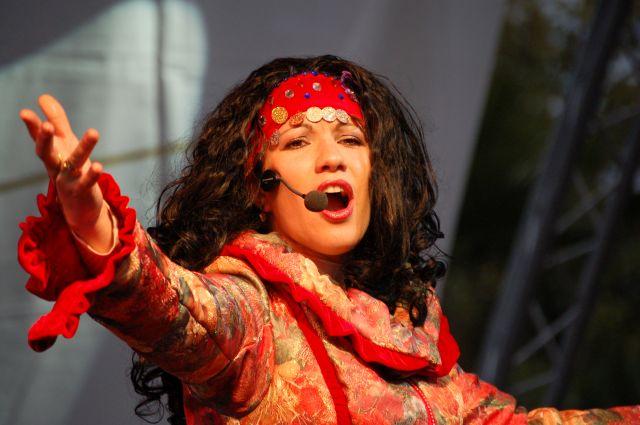 Zdjęcia: Jałta, Koncert z okazji I-go maja, UKRAINA