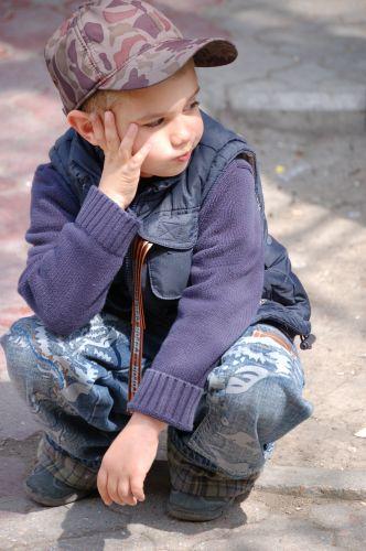 Zdjęcia: Sewastopol, Krym, Chłopiec, UKRAINA