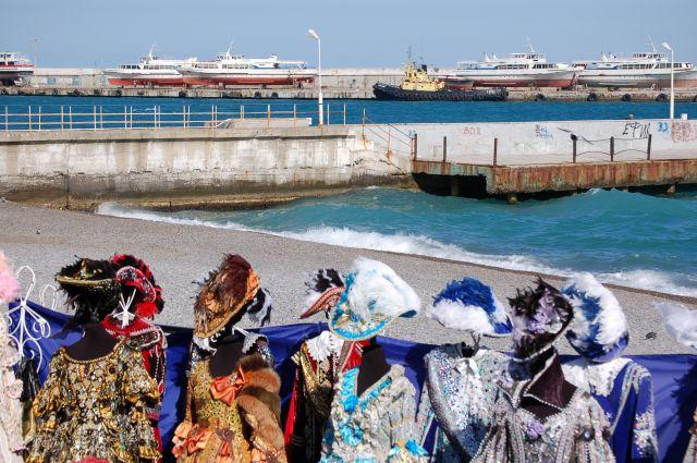 Zdjęcia: Jałta  , Krym, Port w Jałcie, UKRAINA
