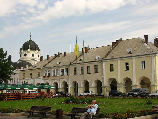 Zdjęcia: Żółkiew, Ukraina Zachodnia, rynek, UKRAINA