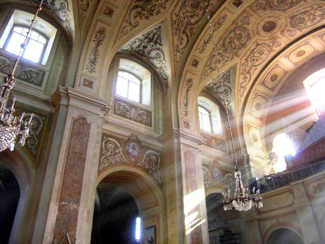 Zdjęcia: Szarogród, podole, Kościół oo.bernardynów, UKRAINA