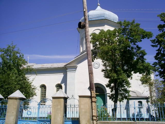 Zdjęcia: Meżyriv, podole, cerkiew, UKRAINA