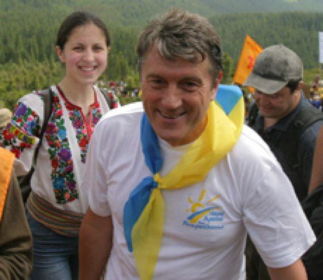 Zdjęcia: niepamiętam, prezydent, UKRAINA