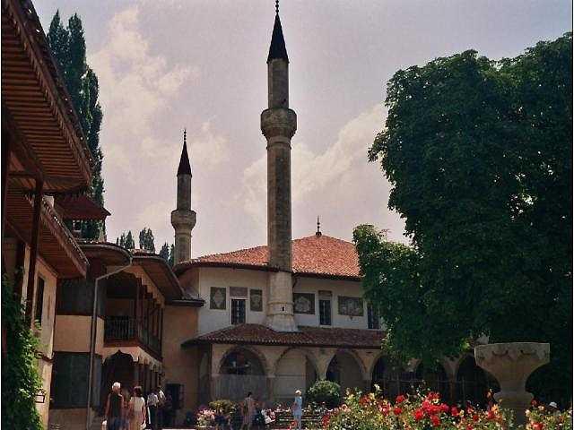Zdjęcia: Bakczysaraj, Półwysep Krymski, Pałac Hanów Krymskich, UKRAINA