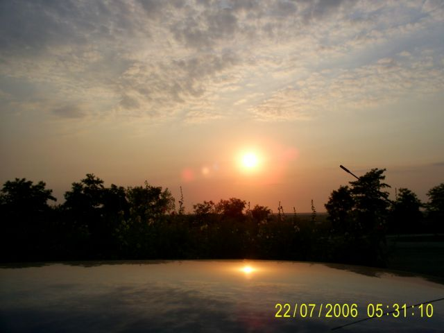 Zdjęcia: okolice Ternopola, podole, wschód słońca, UKRAINA