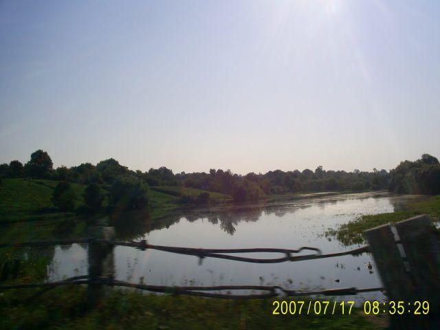 Zdjęcia: pomiędzy Żmerynką a Siomaki, podole, riczka, UKRAINA