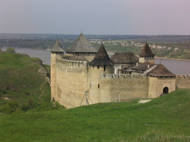 Zdjęcia: Chocim, Zamek, UKRAINA