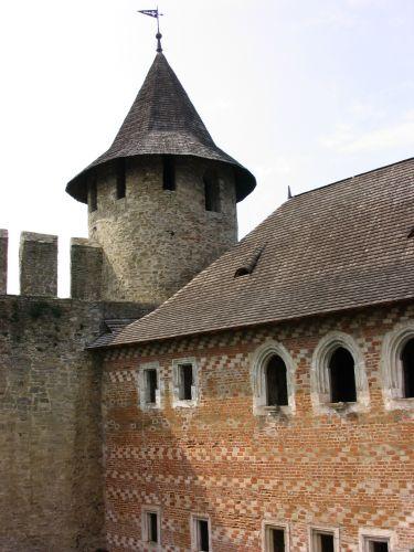 Zdjęcia: Chocim, Wieżyczka, UKRAINA