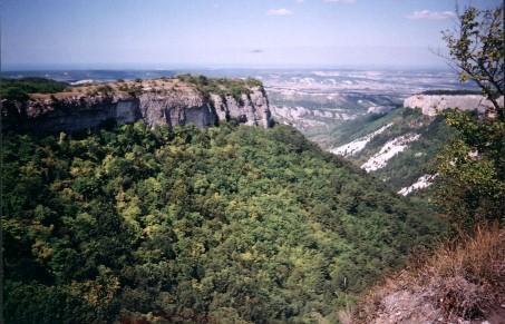Zdjęcia: MANGUP-KALE, KRYM, MANGUP, UKRAINA
