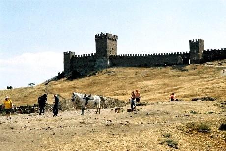 Zdjęcia: SUDAK, KRYM, SUDAK-KONIE, UKRAINA