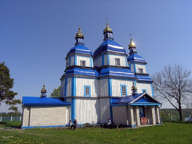 Zdjęcia: Pechera, cerkwa, UKRAINA