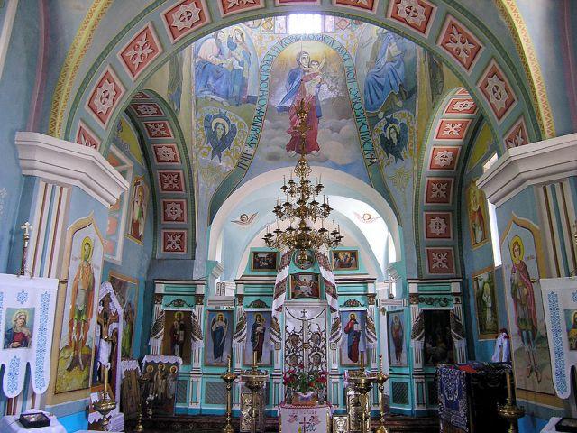 Zdjęcia: Dzhuryn, kościół greko-katolicki, UKRAINA