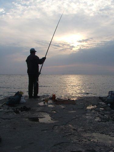Zdjęcia: Odessa, Wędkarz, UKRAINA