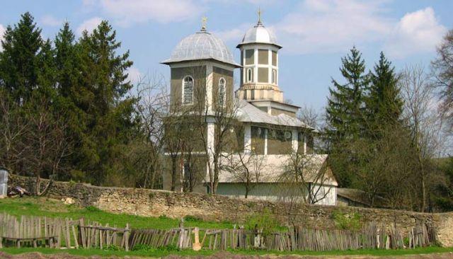 Zdjęcia: Wielkie Budy, cerkwia, UKRAINA