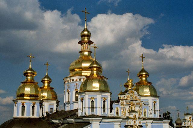 Zdjęcia: KIJÓW, KIJOWSKIE ŚWIĄTYNIE, UKRAINA
