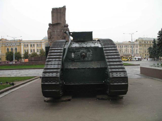 Zdjęcia: CHARKÓW, DLA FANÓW MILITARIÓW, UKRAINA