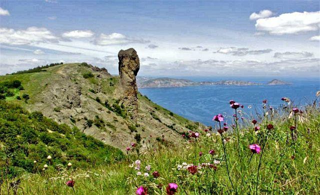 Zdj�cia: Morze Czarne, Krym, krymskie widoki 1, UKRAINA