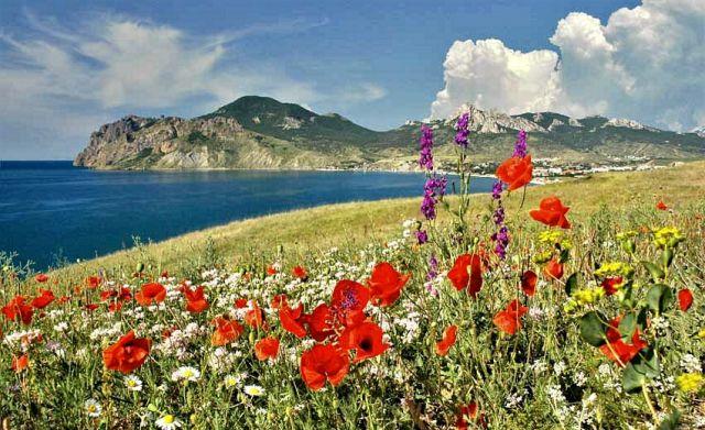 Zdj�cia: Morze Czarne, Krym, Krymskie widoki, UKRAINA