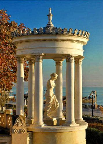 Zdjęcia: Morze Czarne, Krym, Krymskie widoki, UKRAINA