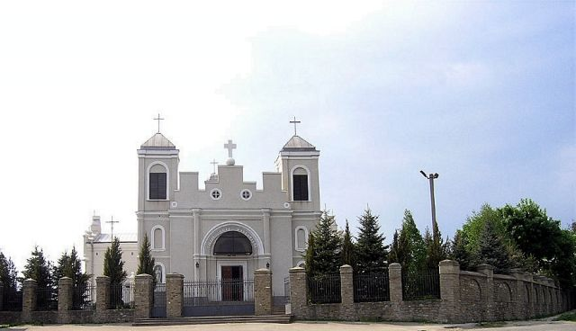 Zdjęcia: Chernivtsi, podole, kościół, UKRAINA