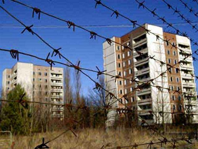 Zdjęcia: Czernobyl, wymarłe miasto, UKRAINA