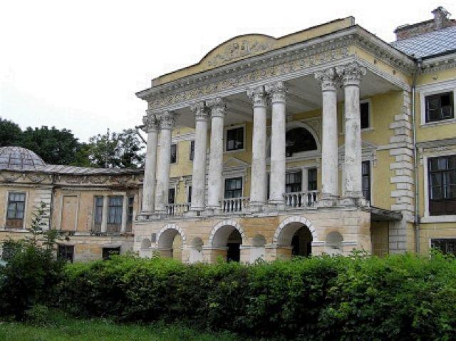 Zdjęcia: Woroniwce, pałac, UKRAINA