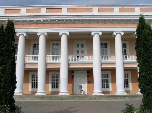 Zdjęcia: Tulczyn, zamek, UKRAINA