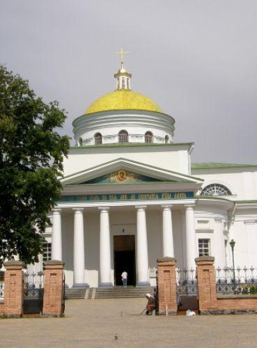 Zdjęcia: Biała Cerkwa, sobor-1833-39, UKRAINA