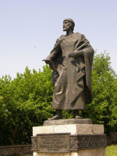Zdjęcia: Biała Cerkwa, pomnik Jarosława Mądrego, UKRAINA