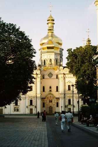 Zdjęcia: KIEV, ŁAWRA-3, UKRAINA